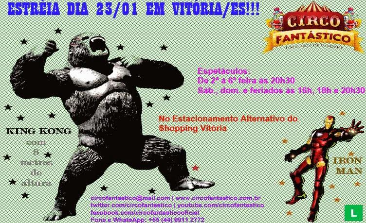 Circo Fantástico Vix