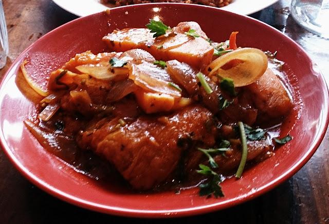 Moroccan Soup Bar, vegetarian, vegetable stew