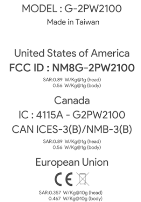 2016 Nexus Smartphones passes through FCC
