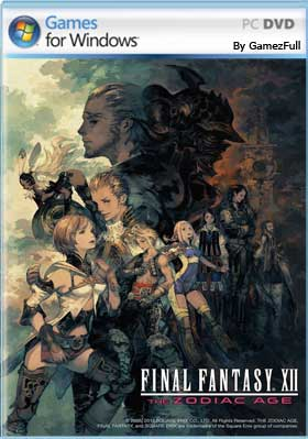 Descargar Final Fantasy XII The Zodiac Age pc full español mega y google drive.