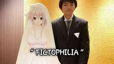 Mencintai Waifu? Mungkin Kamu Sedang Mengidap Fictophilia
