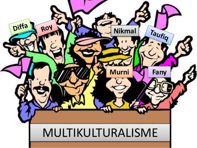 Contoh masyarakat Multikultural, Ciri-Ciri Masyarakat Multikultural