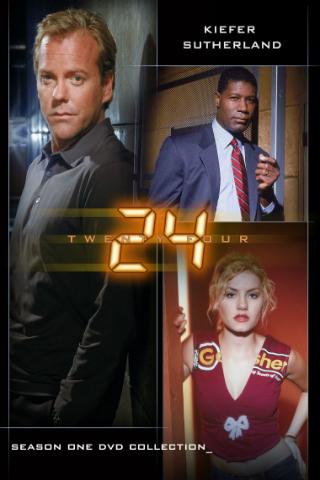 24 [Temporada 1] [2001] [DVDR] [NTSC] [Latino]