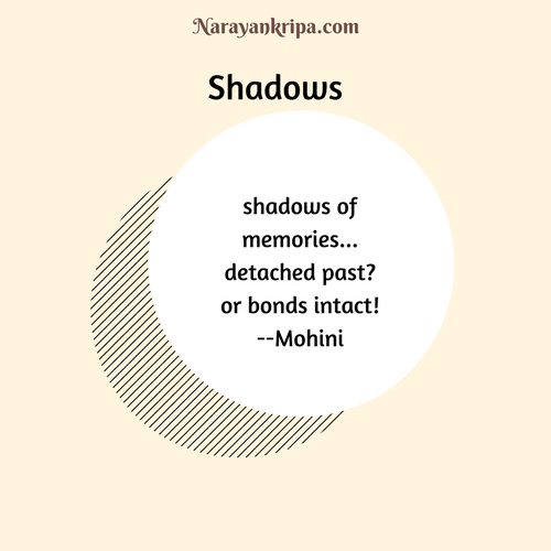 Text Image for April Poetry Month Day 26 Poem: Shadows