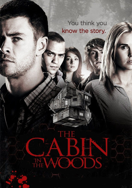 The Cabin in the Woods 2012 Dual Audio Hindi 300MB BluRay 480p Download