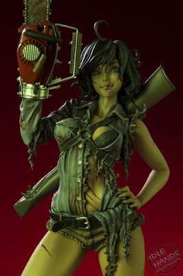 Kotobukiya Bishoujo Ash Williams Evil Dead 2 figure