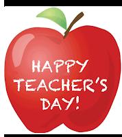 Resultado de imagen de happy teachers day