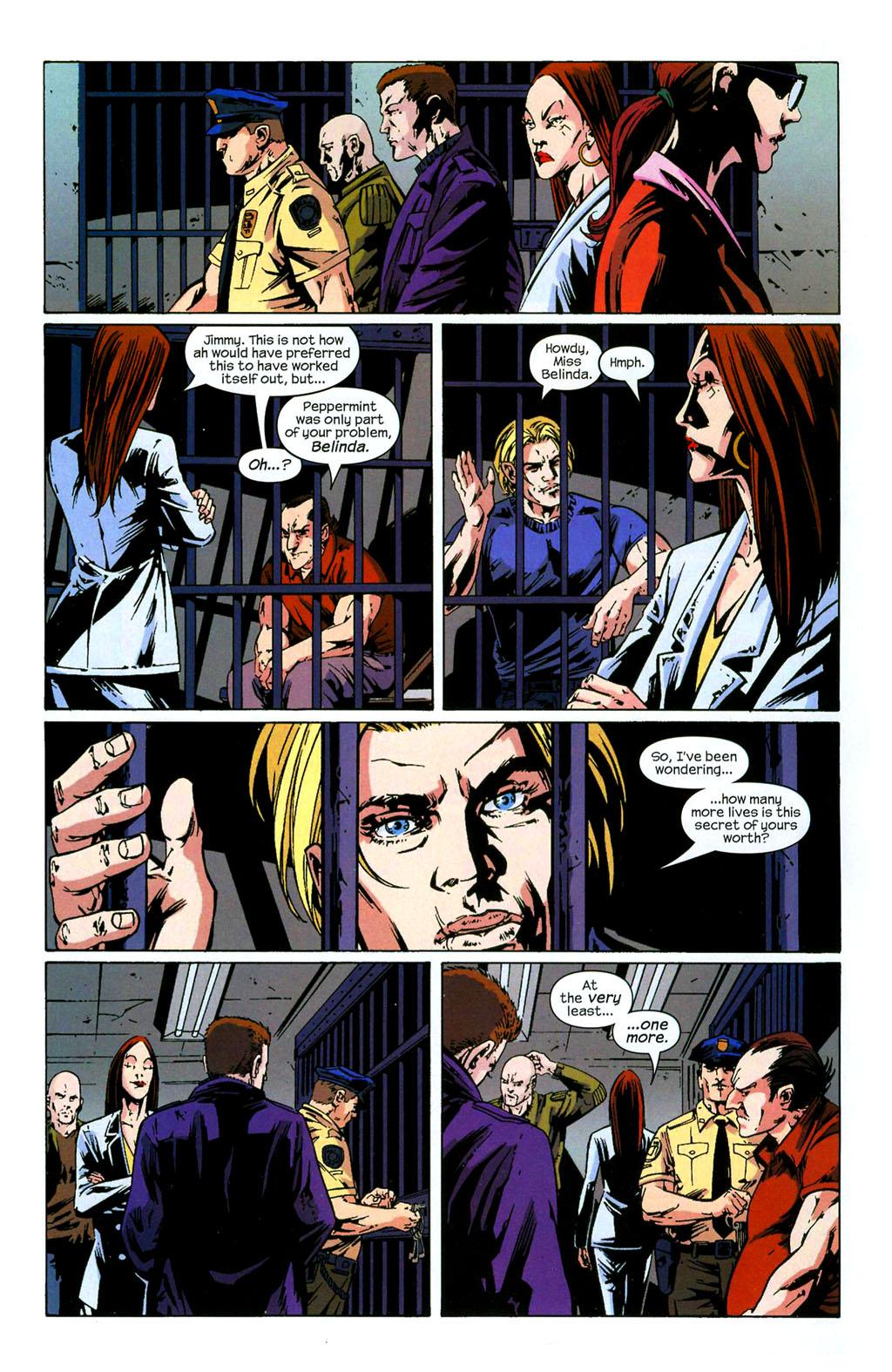 Hawkeye (2003) Issue #4 #4 - English 13