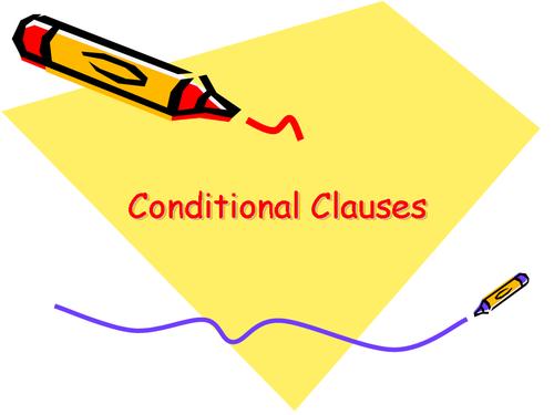 Pengertian Contoh Conditional Clause Type 0 1 2 Dan 3 Beserta