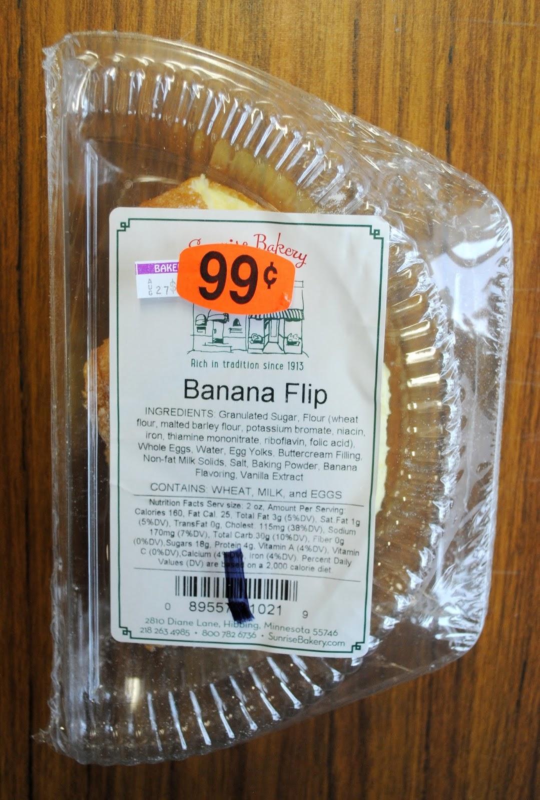 Banana Flips