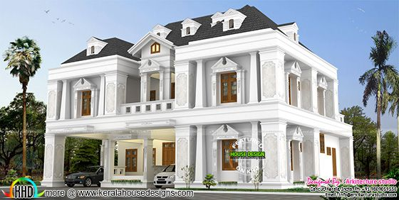 4 bedroom, 4500 sq-ft house