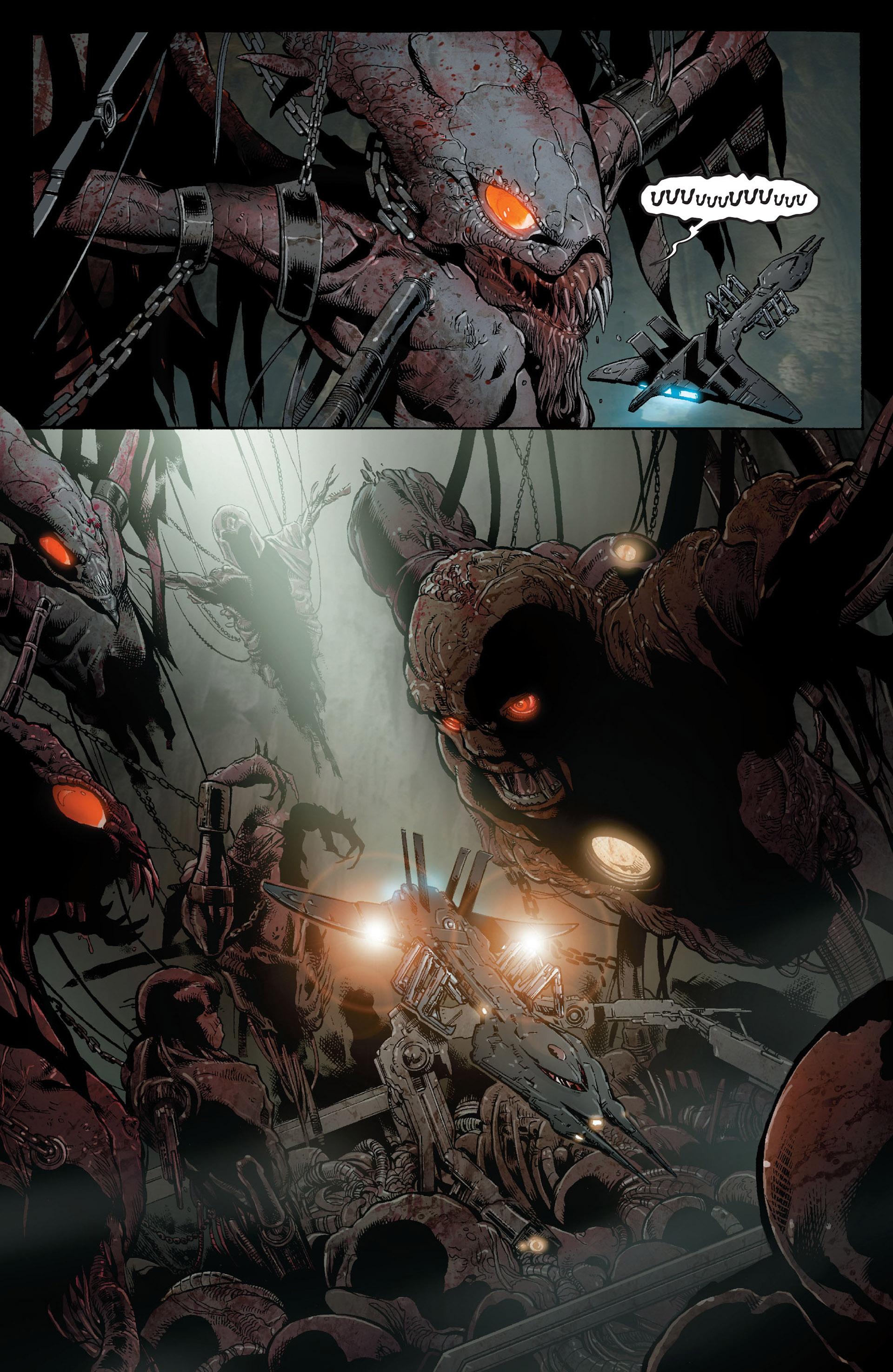 Read online Astonishing X-Men (2004) comic -  Issue #34 - 22
