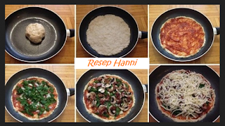 Resep Membuat Pizza Teflon