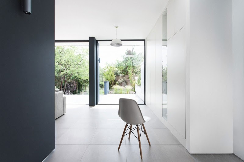 com decor Arquitetura Moderna Com Interior Elegante