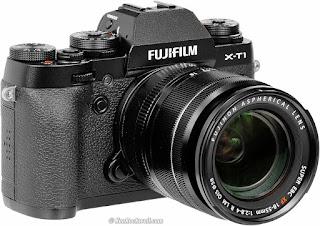 Fujifilm X-T1 Frimware Download