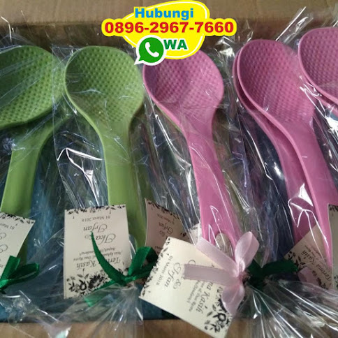 souvenir centong plastik 52472