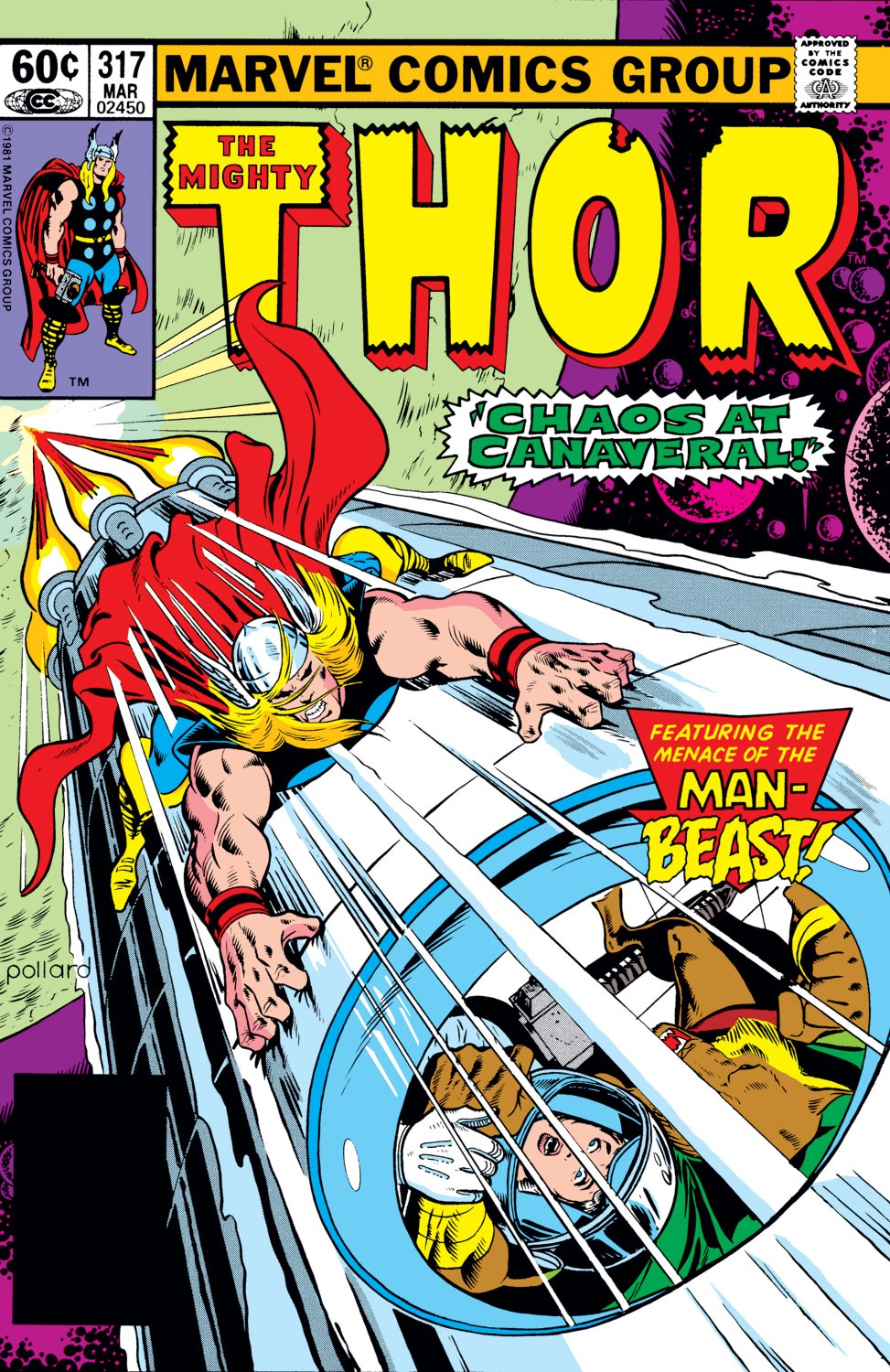 Thor (1966) 317 Page 1