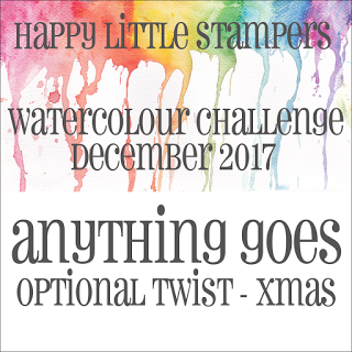 +++HLS December Watercolour Challenge до 31/12