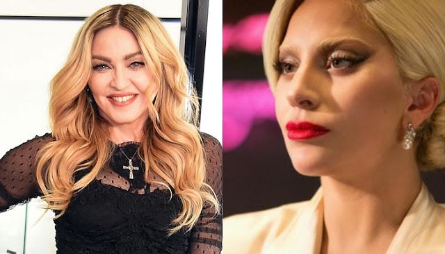 Madonna le respondió las indirectas a Lady Gaga
