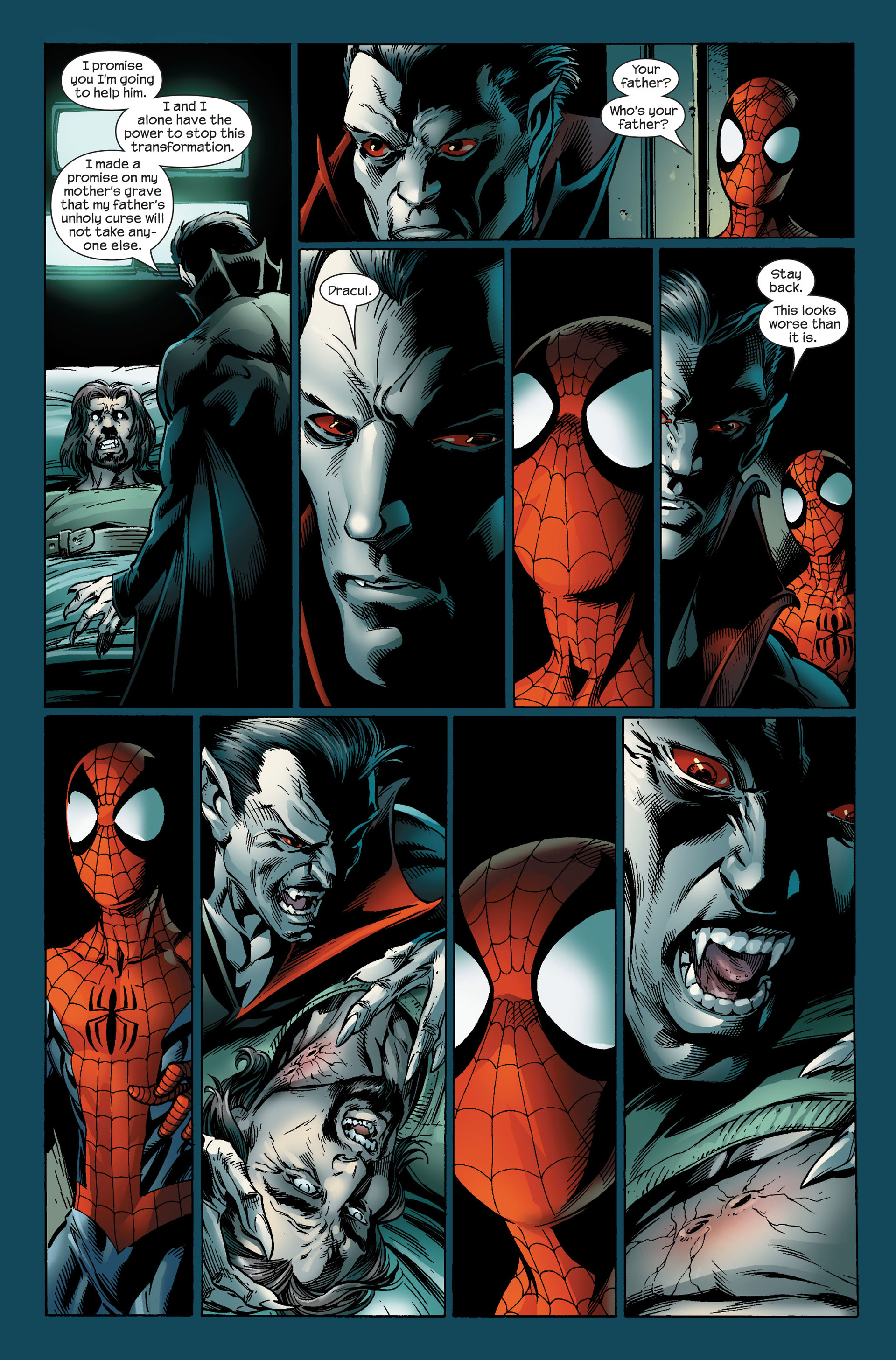 Read online Ultimate Spider-Man (2000) comic -  Issue #96 - 13