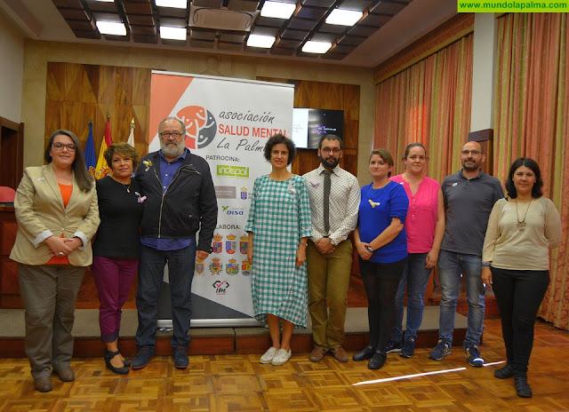 Cabildo y AFEM destacan la necesidad de normalizar la situación de las personas con enfermedad mental de la isla