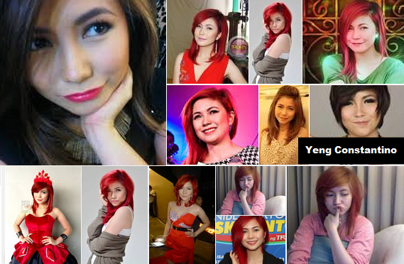 Featured Celebrity: Yeng Constantino