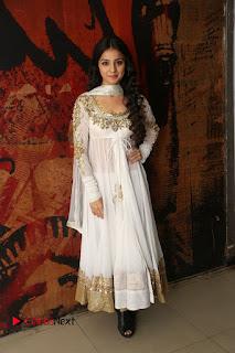 Telugu Actress Mahima Makwana Stills in White Desginer Dress at Venkatapuram Movie Logo Launch  0217.JPG