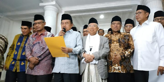 Jusuf Kalla Sebut Hoax Ratna Sarumpaet Untungkan Kubu Jokowi