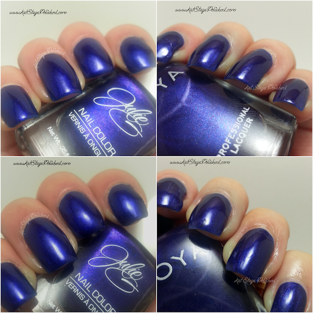 Zoya Neve vs JulieG Dance in the Dark