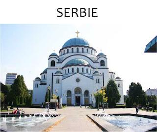 My Travel Background : Voyage Europe Serbie