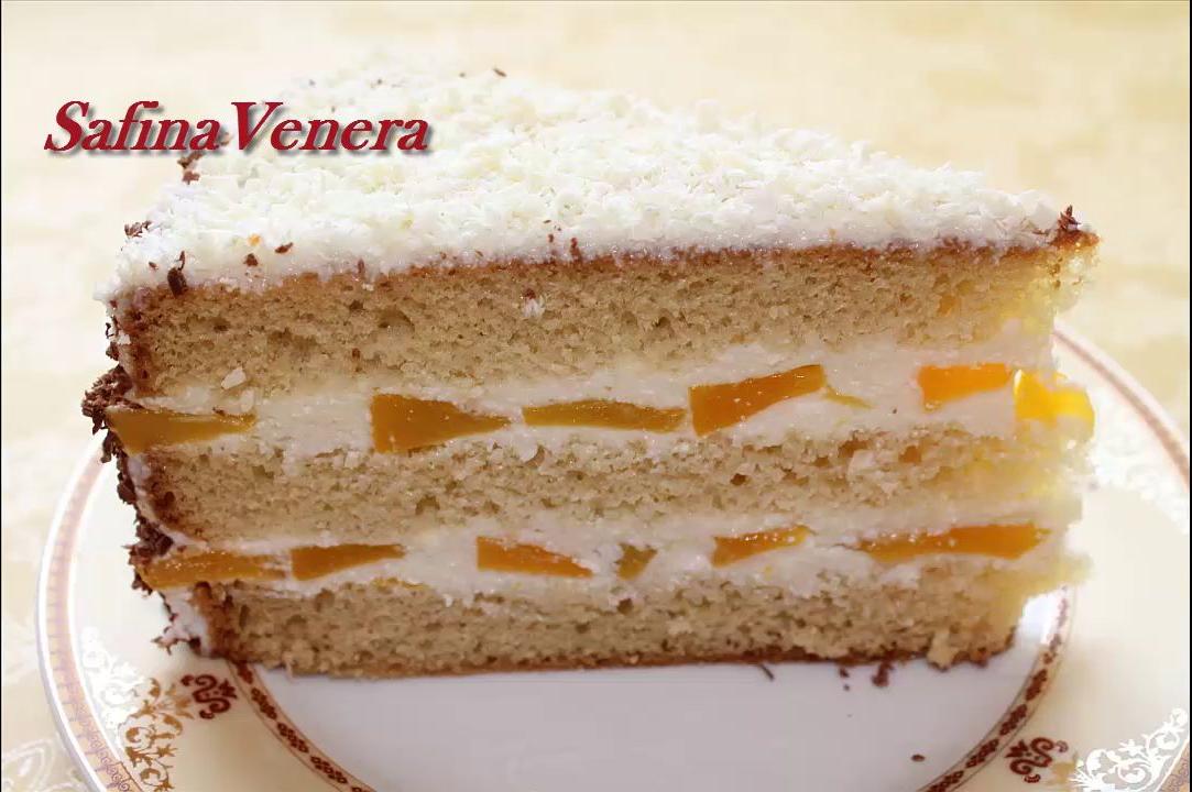 Творожный торт нежный рецепт77