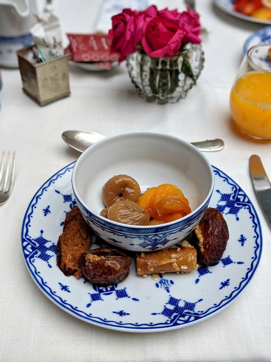 La Sultana Marrakech Breakfast