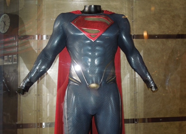 Superman costume Man of Steel