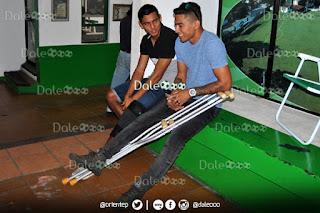Oriente Petrolero - Alcides Peña - Diego Suárez - DaleOoo
