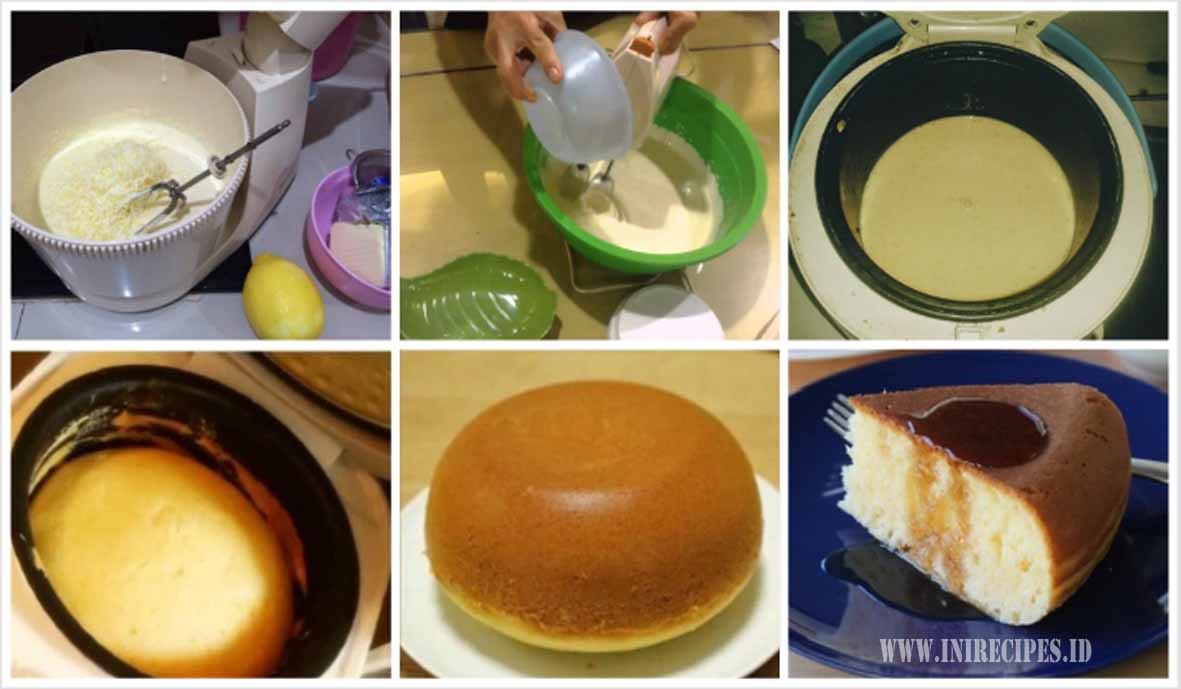 Resep Bolu Rice Cooker
