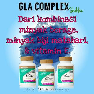 10 Manfaat GLA Complex Shaklee Yang Mengagumkan.