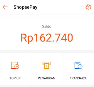 Pada kesempatan yang berbahagia kali ini Cara Berbelanja Dengan Saldo ShopeePay Plus Cara Mengisi Saldonya