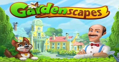 Gardenscapes Apk free on Android (Hack Unlimited Money)