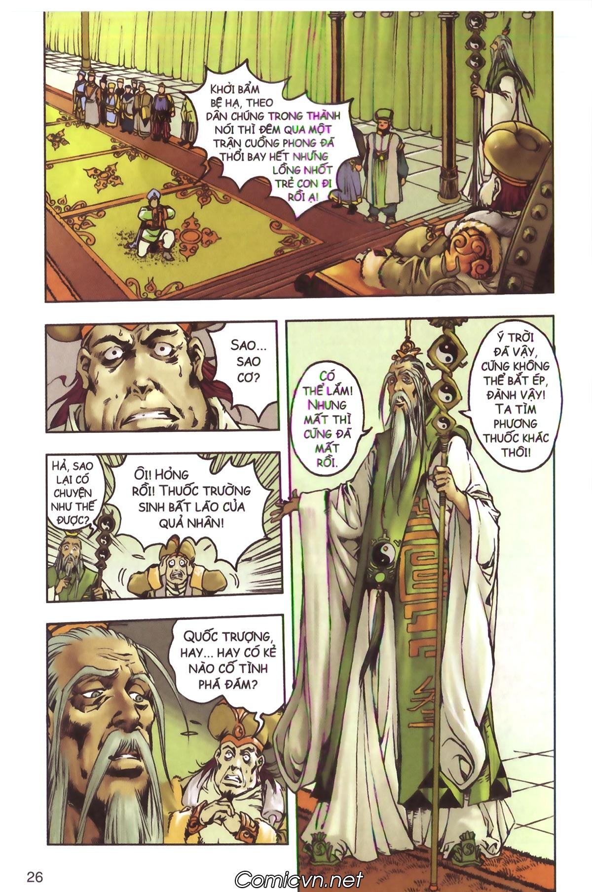 Tây Du Ký màu - Chapter 130 - Pic 6