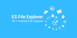ES File Explorer File Manager v4.1.6.5.3 For Android