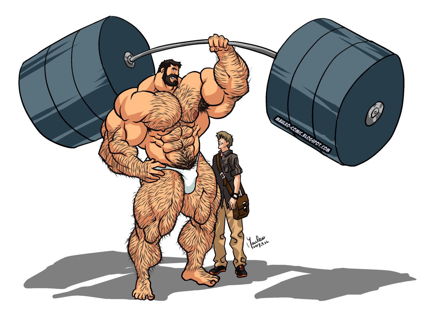 anime Hercules mauleo gay porno
