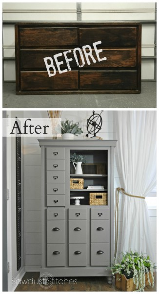 14 impressive ideas for turning secondhand finds into beautiful home decor. - Littlehouseoffour.com