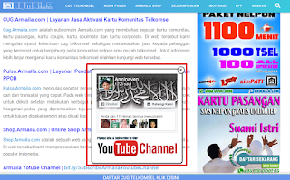 Cara Membuat Box Facebook FansPage Like Button Melayang dan Tombol Subsribe Youtube di Blog