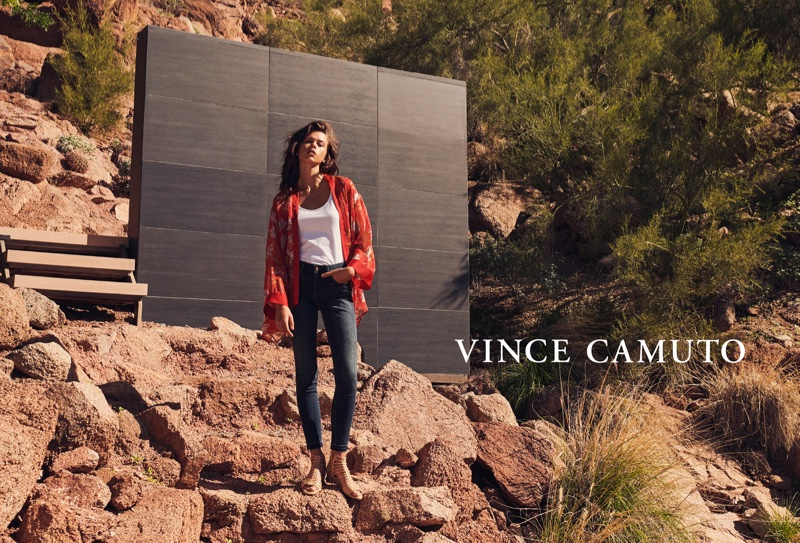 Vince Camuto Spring/Summer 2019 Campaign