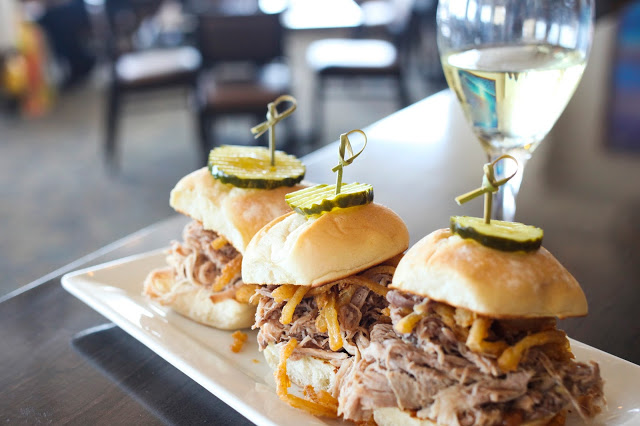 Pork Sliders from Seachasers