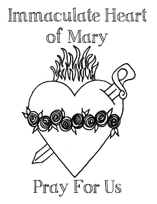 Look to Him and be Radiant: Immaculate Heart of Mary