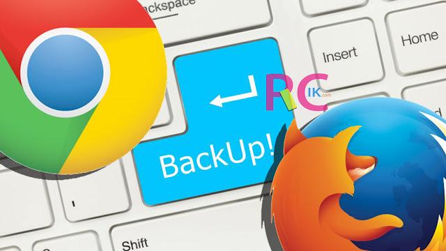 Begini Caranya Backup dan Restore Pengaturan Browser Google Chrome dan Mozilla Firefox: Dijamin Super Mudah!