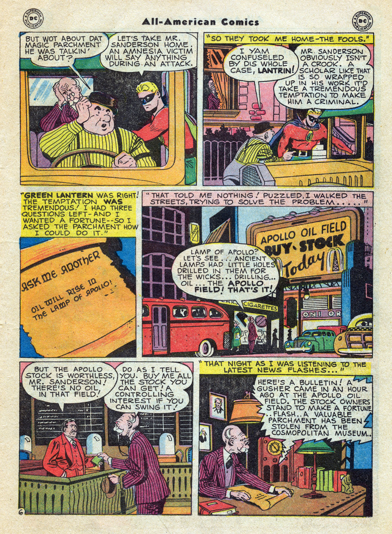 Read online All-American Comics (1939) comic -  Issue #79 - 15