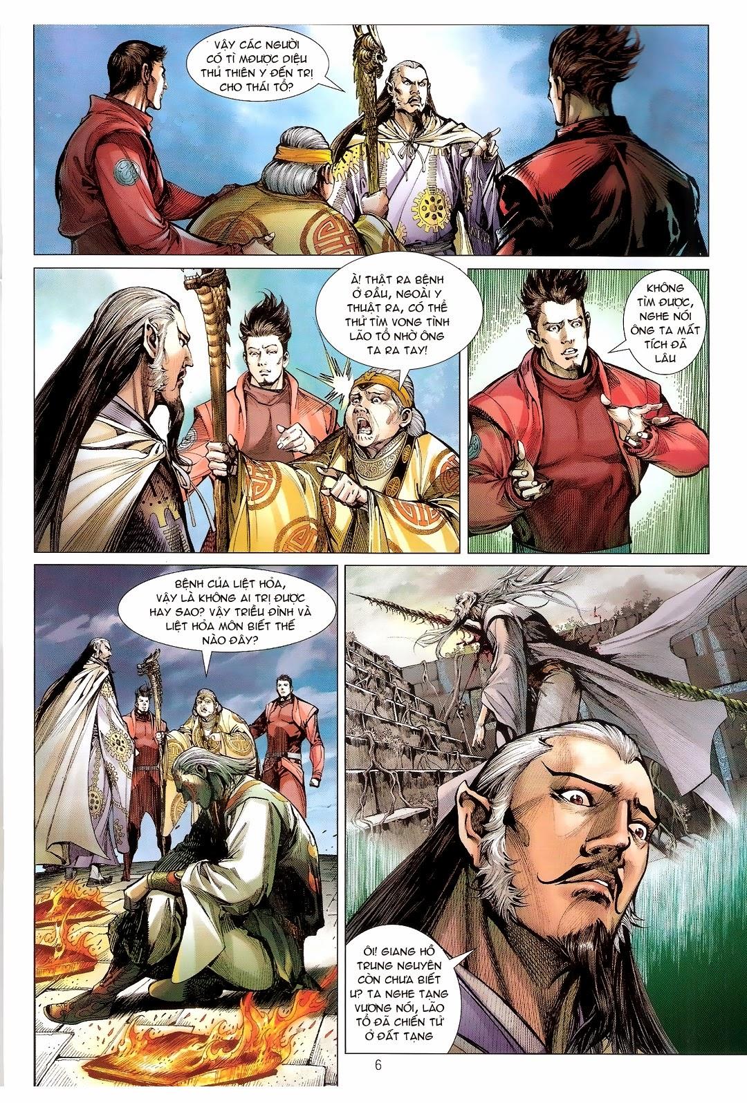 tuoithodudoi.com Thiết Tướng Tung Hoành Chapter 108 - 5.jpg