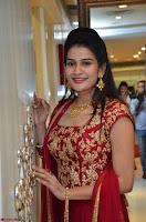 Jenny Honey in Stunning Dark Red Anarkali Dress at Splurge   Divalicious curtain raiser ~ Exclusive Celebrities Galleries 100.JPG